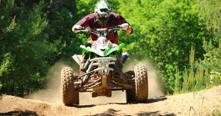 5 Safety Tips for Riding an ATV This Summer